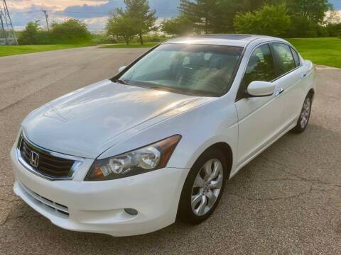 2008 Honda Accord for sale at CarZip in Indianapolis IN