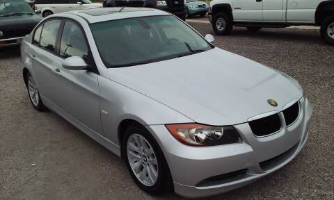 2007 BMW 3 Series for sale at Pinellas Auto Brokers in Saint Petersburg FL
