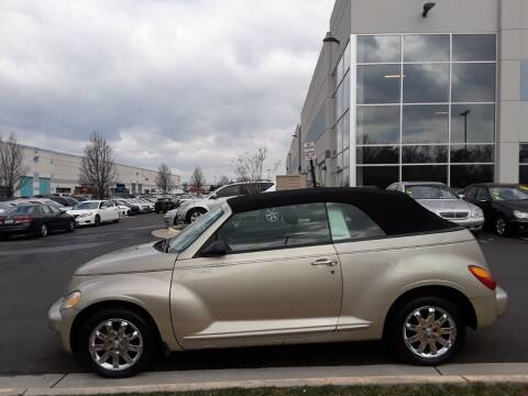 2005 Chrysler PT Cruiser for sale at M & M Auto Brokers in Chantilly VA