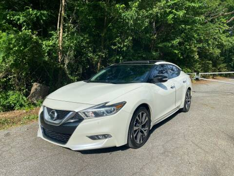 2017 Nissan Maxima for sale at Speed Auto Mall in Greensboro NC