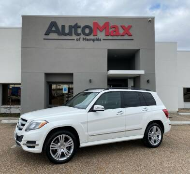 2015 Mercedes-Benz GLK for sale at AutoMax of Memphis in Memphis TN