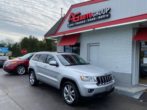 2011 Jeep Grand Cherokee for sale at AG AUTOGROUP in Vineland NJ