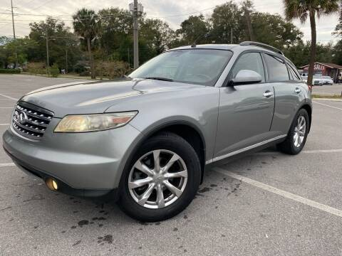 2007 Infiniti FX35 for sale at CHECK  AUTO INC. in Tampa FL