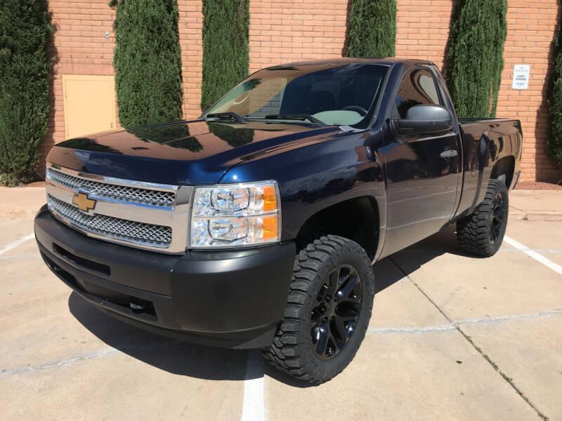 2012 Chevrolet Silverado 1500 for sale at Freedom  Automotive in Sierra Vista AZ
