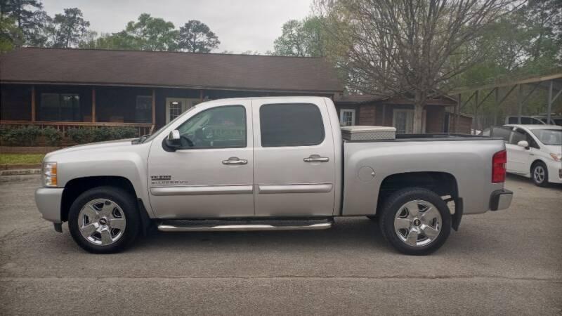 2011 Chevrolet Silverado 1500 for sale at Victory Motor Company in Conroe TX