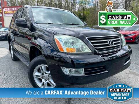 2005 Lexus GX 470 for sale at High Rated Auto Company in Abingdon MD