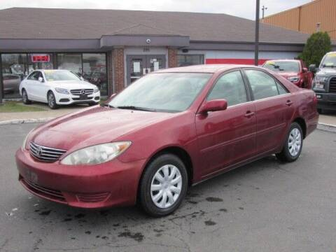 2005 Toyota Camry for sale at Lynnway Auto Sales Inc in Lynn MA