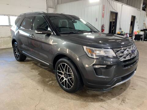 2018 Ford Explorer for sale at Premier Auto in Sioux Falls SD