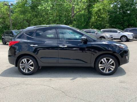 2015 Hyundai Tucson for sale at Elite Motors in Uniontown PA