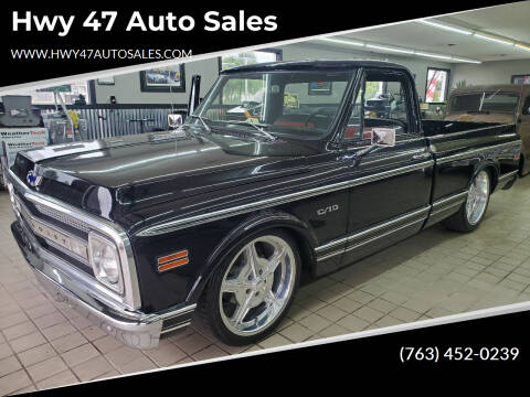 1970 Chevrolet C/K 10 Series for sale at Hwy 47 Auto Sales in Saint Francis MN