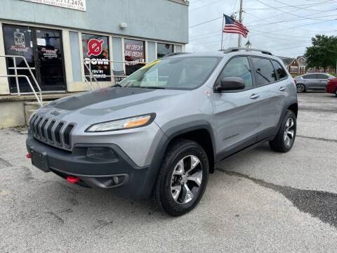 2014 Jeep Cherokee for sale at Bagwell Motors in Lowell AR