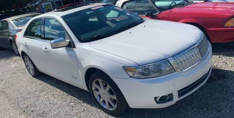 2009 Lincoln MKZ for sale at Trocci's Auto Sales in West Pittsburg PA