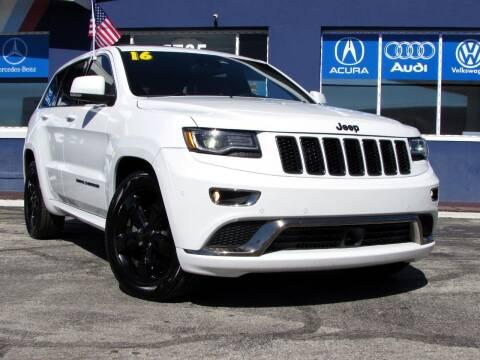 2016 Jeep Grand Cherokee for sale at Orlando Auto Connect in Orlando FL