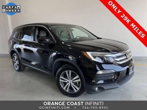 2018 Honda Pilot for sale at ORANGE COAST CARS in Westminster CA
