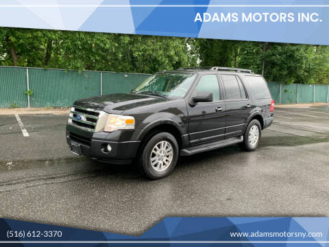 2011 Ford Expedition for sale at Adams Motors INC. in Inwood NY