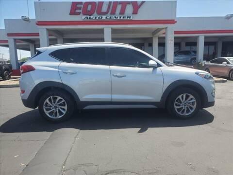 2018 Hyundai Tucson for sale at EQUITY AUTO CENTER in Phoenix AZ