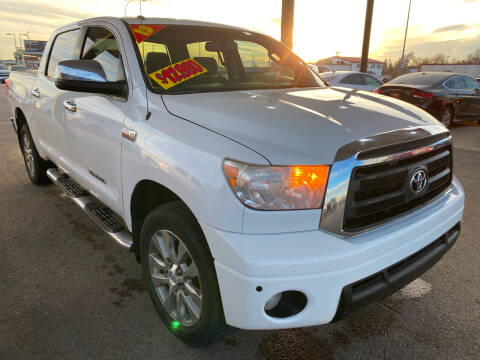 2013 Toyota Tundra for sale at Top Line Auto Sales in Idaho Falls ID