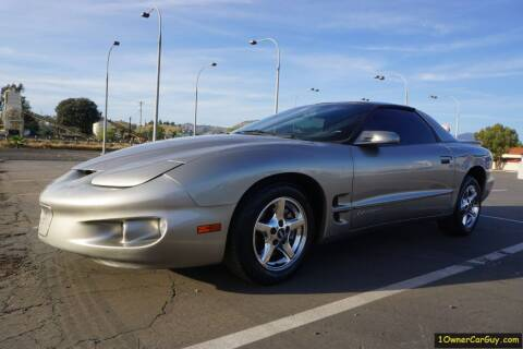 2000 Pontiac Firebird for sale at 1 Owner Car Guy in Stevensville MT