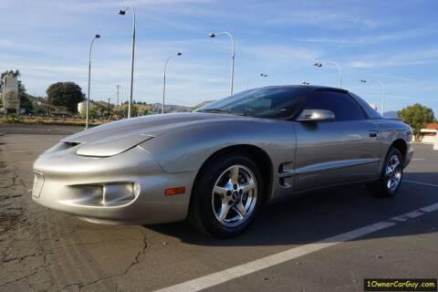 2000 Pontiac Firebird for sale at 1 Owner Car Guy in Stevensville MT