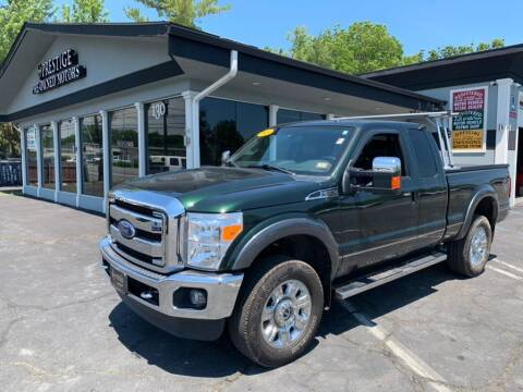 2016 Ford F-250 Super Duty for sale at Prestige Pre - Owned Motors in New Windsor NY