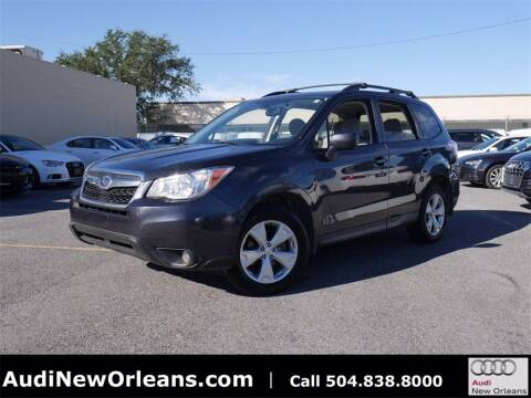 2016 Subaru Forester for sale at Metairie Preowned Superstore in Metairie LA