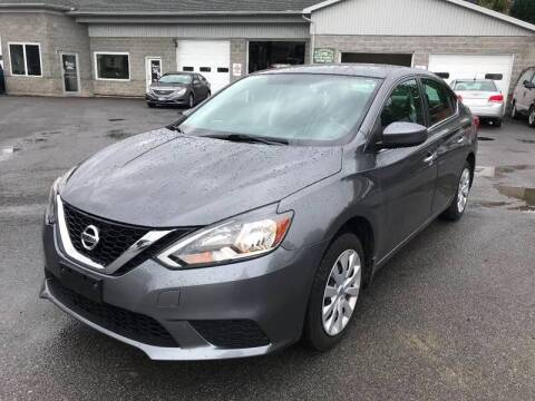 2017 Nissan Sentra for sale at Bravo Auto Sales in Whitesboro NY