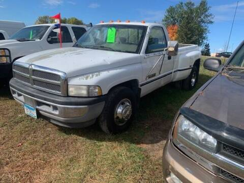 1996 Dodge Ram Pickup 3500 for sale at Four Boys Motorsports in Wadena MN