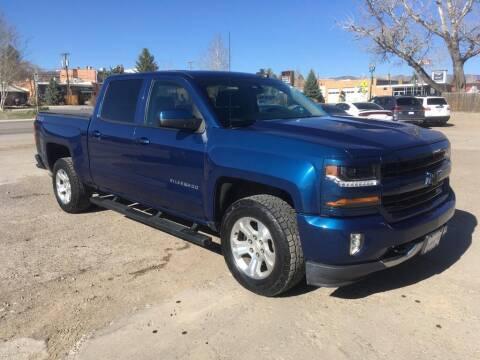 2018 Chevrolet Silverado 1500 for sale at Northwest Auto Sales & Service Inc. in Meeker CO
