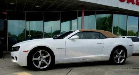2013 Chevrolet Camaro for sale at Pars Auto Sales Inc in Stone Mountain GA