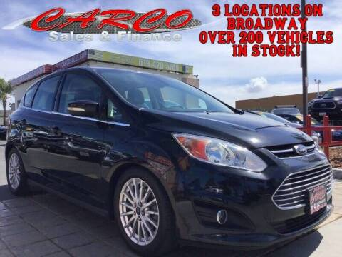 2015 Ford C-MAX Energi for sale at CARCO SALES & FINANCE #3 in Chula Vista CA