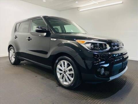 2018 Kia Soul for sale at Champagne Motor Car Company in Willimantic CT
