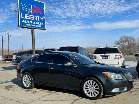 2013 Buick Regal for sale at Liberty Auto Sales in Merrill IA