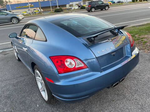 2005 Chrysler Crossfire for sale at HW Auto Wholesale in Norfolk VA