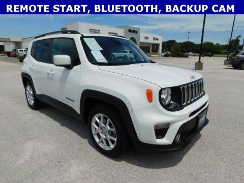 2020 Jeep Renegade for sale at Stanley Chrysler Dodge Jeep Ram Gatesville in Gatesville TX