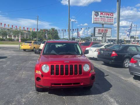 2009 Jeep Patriot for sale at King Auto Deals in Longwood FL