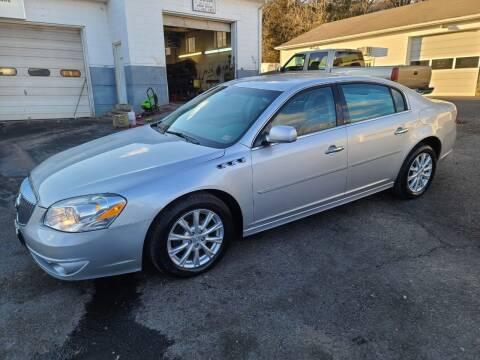 2011 Buick Lucerne for sale at Driven Motors in Staunton VA