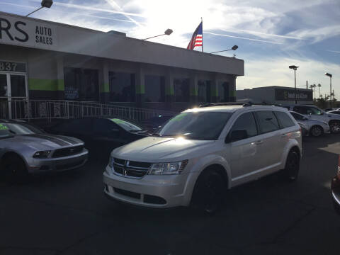 2012 Dodge Journey for sale at Ideal Cars in Mesa AZ