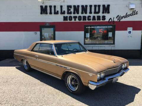 1965 Buick Skylark for sale at Millennium Motorcars in Yorkville IL
