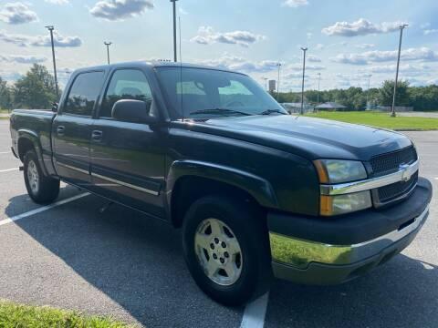 2004 Chevrolet Silverado 1500 for sale at Godwin Motors in Laurel MD