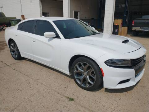 2015 Dodge Charger for sale at Apex Auto Sales in Coldwater KS
