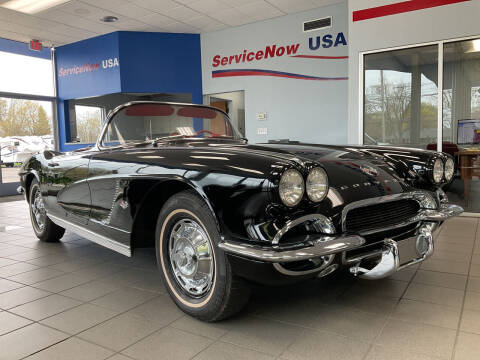 1962 Chevrolet Corvette for sale at A 1 Motors in Monroe MI