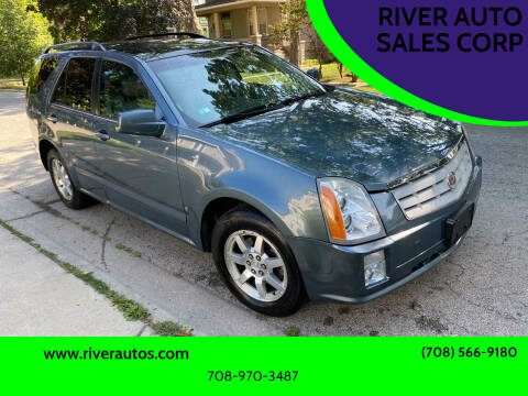 2006 Cadillac SRX for sale at RIVER AUTO SALES CORP in Maywood IL