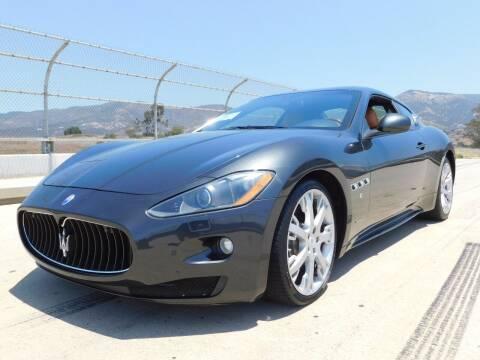 2010 Maserati GranTurismo for sale at Milpas Motors in Santa Barbara CA