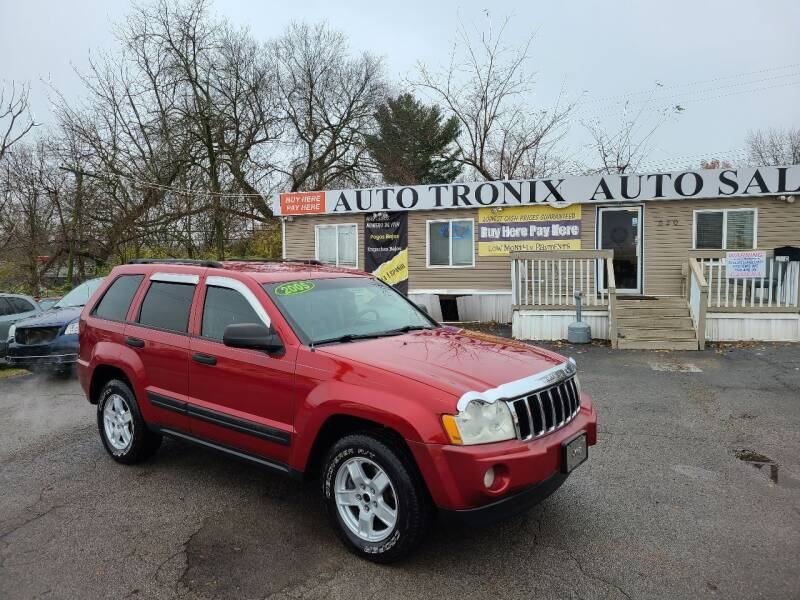 2005 Jeep Grand Cherokee for sale at Auto Tronix in Lexington KY