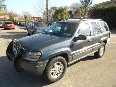 2004 Jeep Grand Cherokee for sale at Precision Auto Sales of New York in Farmingdale NY