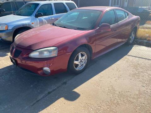 2004 Pontiac Grand Prix for sale at Hall's Motor Co. LLC in Wichita KS