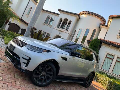 2017 Land Rover Discovery for sale at Mirabella Motors in Tampa FL