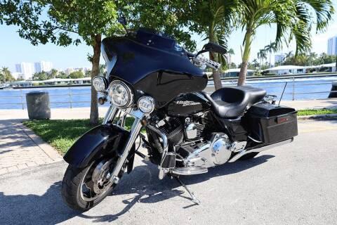 2009 Harley-Davidson FLHX Street Glide for sale at Silva Auto Sales in Pompano Beach FL