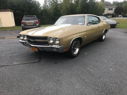 1970 Chevrolet Chevelle for sale at R & R Motors in Queensbury NY