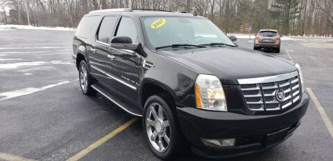 2007 Cadillac Escalade ESV for sale at All State Auto Sales, INC in Kentwood MI